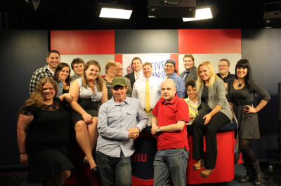 RMU media management class hosts Executive Decision: 2011