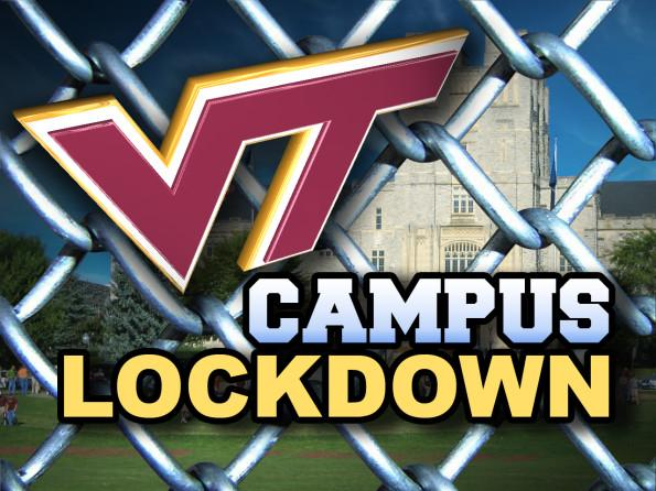 VT campus put on lockdown, two found dead