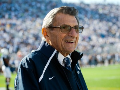 False reports that Joe Paterno has died spread across web, social networks