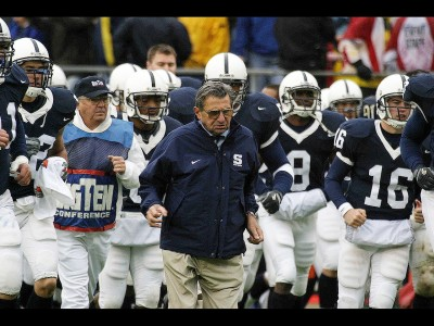 Joe Paterno dead at 85