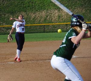 Softball roundups