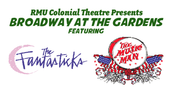 Beat the heat with Colonial Theater's 'Broadway and the Gardens' series