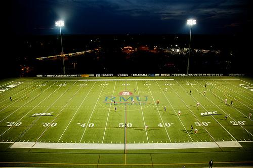 Robert Morris, Howard settle for tie under the lights