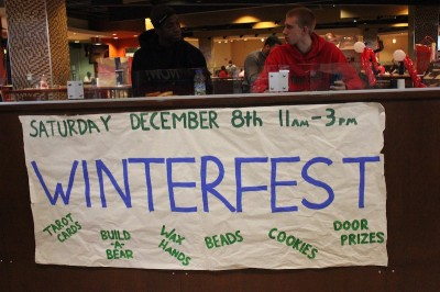 Winterfest brings Holiday Cheer to RMU