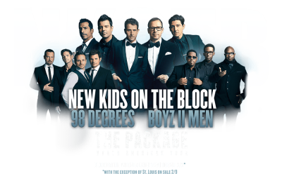 The Package Tour pre-sale gives you reason to wake-up early