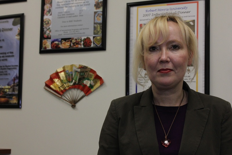 RMU Goes Global, welcomes Dr. Helena Vanhala