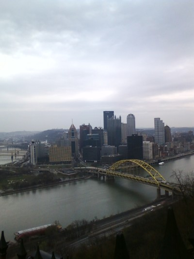 'Round about Pittsburgh: A Pittsburgh Special