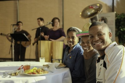 3rd annual Fiesta held in Sewall Center