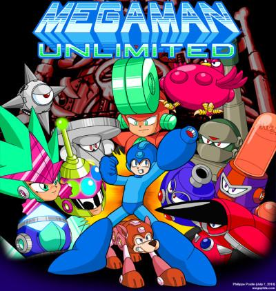 I Can't Believe it's Not Official: Reviewing Mega Man Unlimited