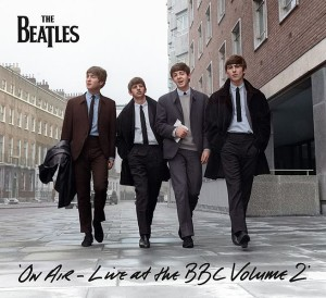 The Beatles launch new album