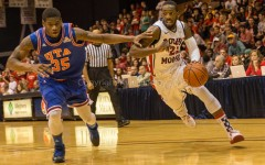 Colonials survive scare from Dowell, UTA