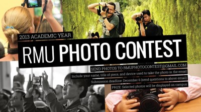 Contest aims to promote photography among campus community