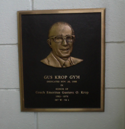 Gus Krop's time at RMU