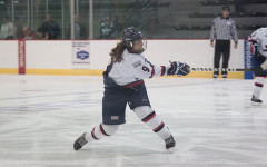 Colontino nets 50th victory as Lady Colonials defeat RIT