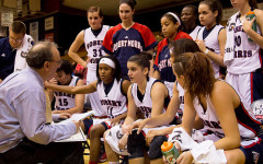 Robert Morris captures NEC regular season crown by defeating Mount St. Mary's