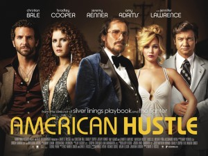 American Hustle: Quirky and Uninspired?