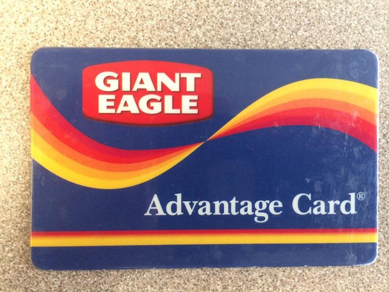 Giant eagle coupons advantage card