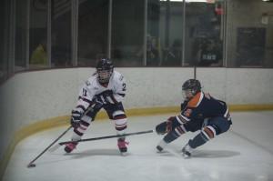 Women's Hockey: RMU vs. Colgate Roundup