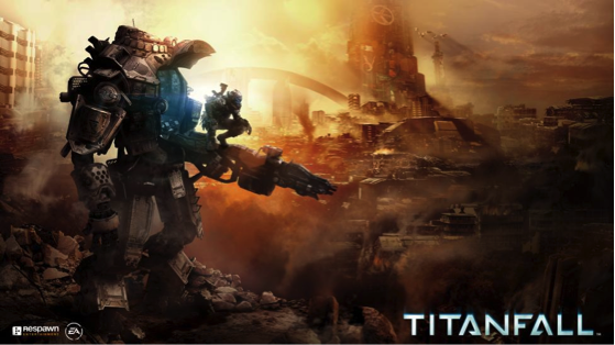 "Fell for you like a ""Titanfall"""
