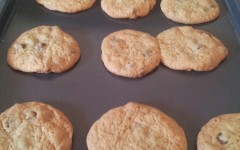 For the Love of Food: The best chocolate chip cookie recipe ever