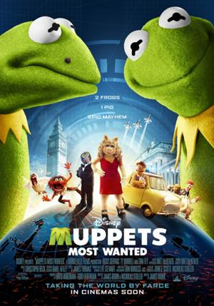 "The Muppets are wanted again: ""Muppets Most Wanted"" review"