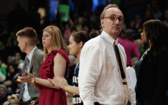 Women's Basketball, Unable to Fight off the Fighting Irish