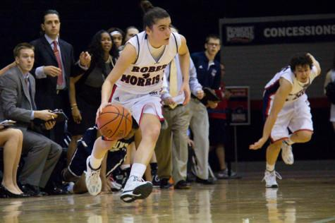 Second half surge pushes Robert Morris over LIU in NEC Tournament