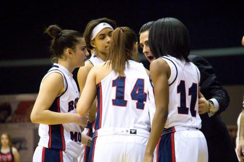 WBB: Several Colonials earn NEC recognition
