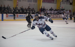 Rough 'Knight' for RMU hockey team