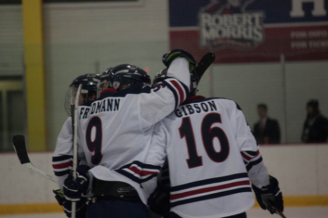 NCAA weekend provides infinite potential for RMU hockey