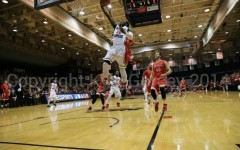 RMU storms back against Red Flash, secures berth in NEC title game