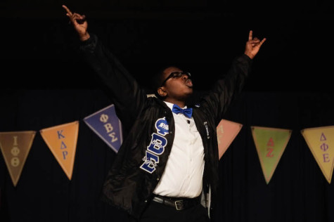 Air Band: Phi Beta Sigma