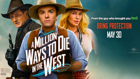 """A Million Ways to Die"" lacking a million ways to laugh"