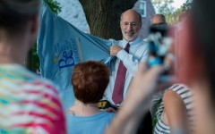 Wolf campaign continues in Pittsburgh