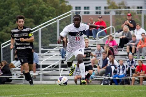 Brett, RMU men's soccer prepped for NEC run