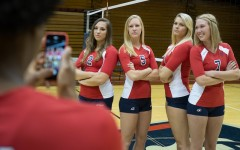 Betts stepping up for RMU Volleyball in wake of injury