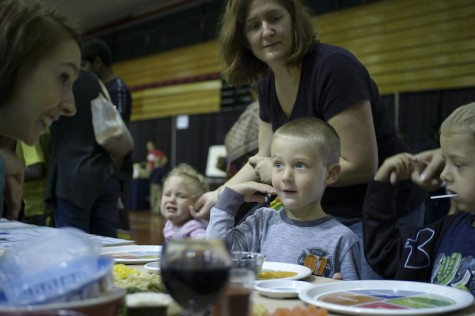 RMU junior brings together Moon community with healthy lifestyle initiative
