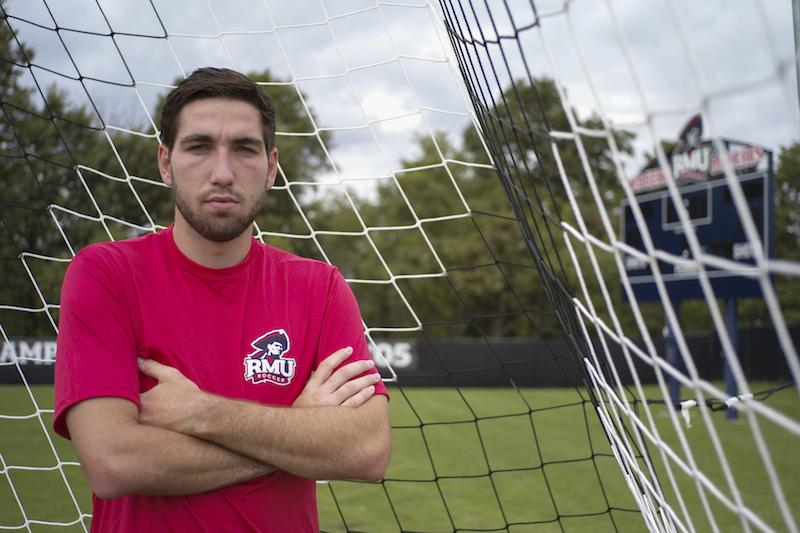 After professional experience, Cabrilo returns to RMU
