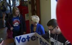 RMU encourages student voting registration