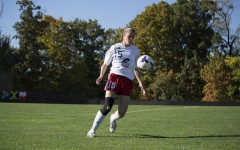 Colonials fall in final non-conference match