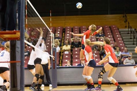 Volleyball: RMU vs. LIU Brooklyn