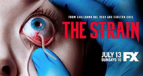 """Guillermo Del Toro's """"The Strain"""" re-invents vampires"""