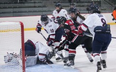 Vinet, Colonials tie Northeastern