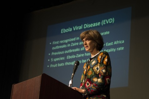 School of Nursing and Health Sciences gets real about Ebola