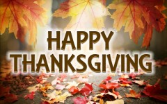 What about Thanksgiving: The forgotten holiday