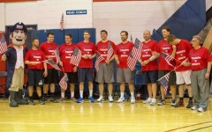 Troops 'N Hoops a slam dunk with RMU community