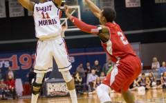Men's basketball roundup: RMU 63, Mount St. Mary's 59
