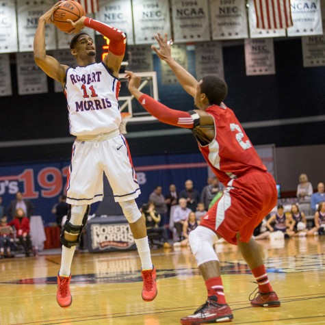Men's basketball roundup: RMU 63, Mount St. Mary's 59