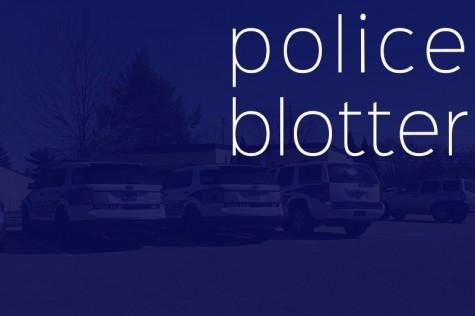 Police Blotter 4/22/15-4/27/15