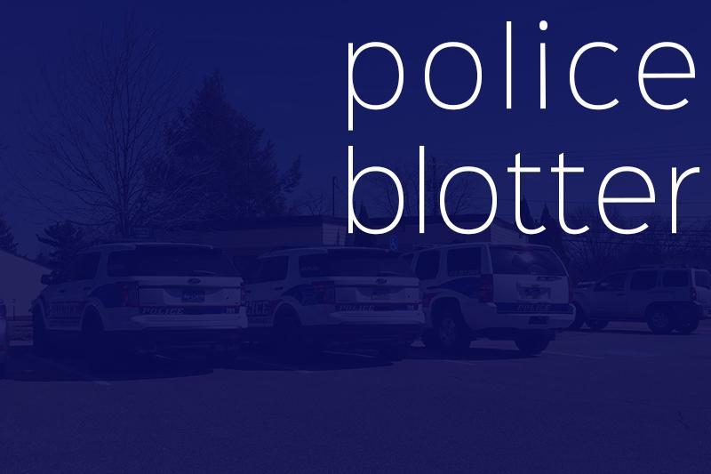 Police Blotter 04/08/15-04/13/15